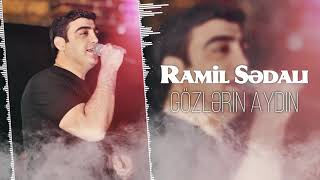Ramil Sedali - Gozlerin Aydin SOLO (Yeni 2021)