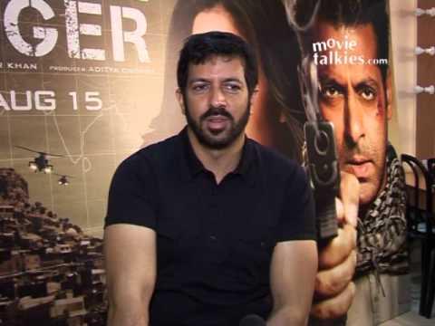 Kabir Khan Talks About Directing Salman...
