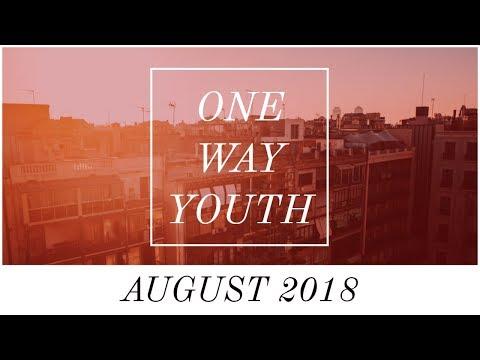 8/10/18 Friday Youth Service feat. Roman Sheremeta