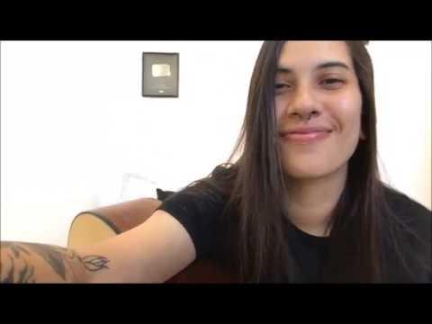 Ana Gabriela - Velha Infância (cover) Tribalistas