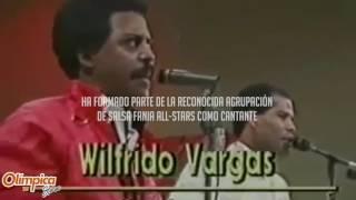 """Wilfrido Vargas """"El Rey"""" del Merengue"""