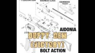 AIDONIA BOLT ACTION MIXTAPE PART VII - FEDERATION | BUSINESS CLASS | EQUINOXX