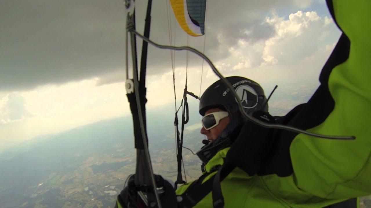 Cerna Hora Paragliding Karkonosze 2015