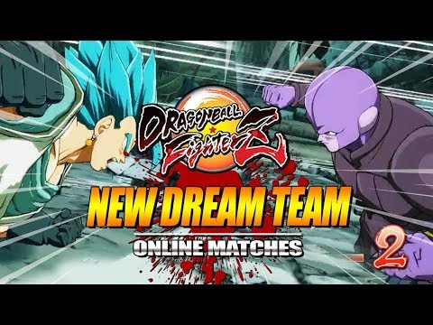 THE NEW DREAM TEAM : Dragon Ball FighterZ - Ranked Matches
