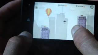 Windows Phone Game AË City Jump Review