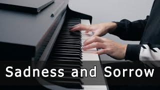Naruto - Sadness and Sorrow (Piano Cover by Riyandi Kusuma) видео