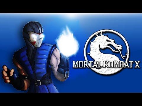 H20 Delirious Mortal Combat X