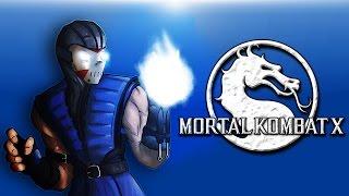 Mortal Kombat X - Ep 1 (Delirious Vs Cartoonz) Sublirious!