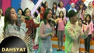 GAC Bikin Semangat Host Dan Penonton DahSyat Dengan Lagu 'Never Leave Ya' [DahSyat] [7 Nov 2016]