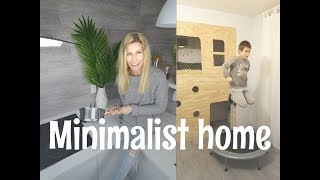 DAY IN THE LIFE SIMPLE LIVING MINIMALIST FAMILY HOME
