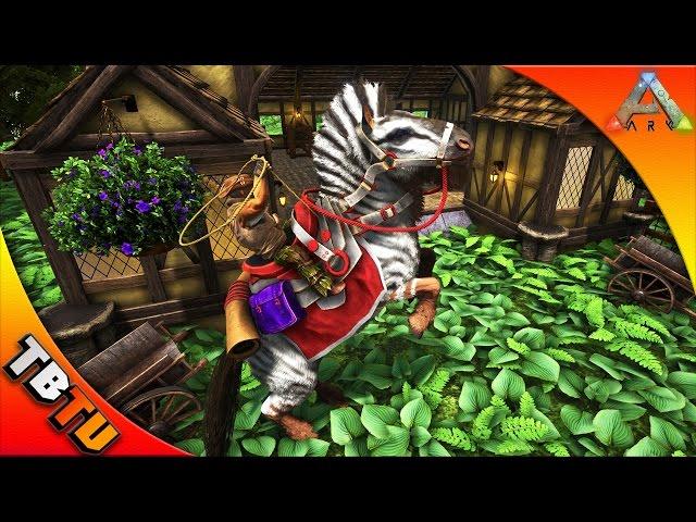 EQUUS MUTATION!! EQUUS TAMING, BREEDING & IMPRINT! Horse Baby Ark Survival Evolved V256 Gameplay