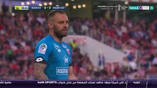 dijon fc vs angers 2-1 FRANCE LIGUE 1
