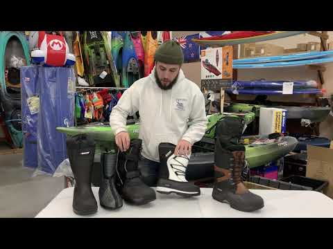 Baffin Boot Technology 101