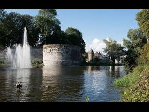 Um dia  em Maastricht na Holanda!