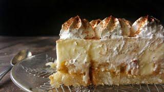 Εύκολο & Δροσερό Γλυκό Ψυγείου (Το γλυκό που μάγεψε το internet) - Vanilla Pudding