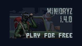 MINIDAYZ - Update 1.4.0 Trailer