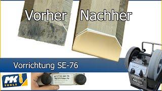 ✔ Tormek - Vorrichtung SE-76 - Rasiermesser scharfe Beitel usw. [HD/60fps]