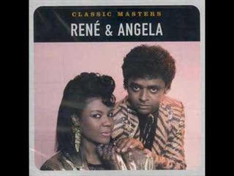 René & Angela- Wall to Wall - 1981