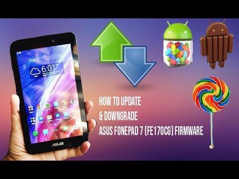Asus FonePad 7 FE170CG Video clips - PhoneArena