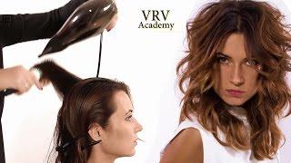 Женская Стрижка на Средние Волосы | Слои, Как Подстричь