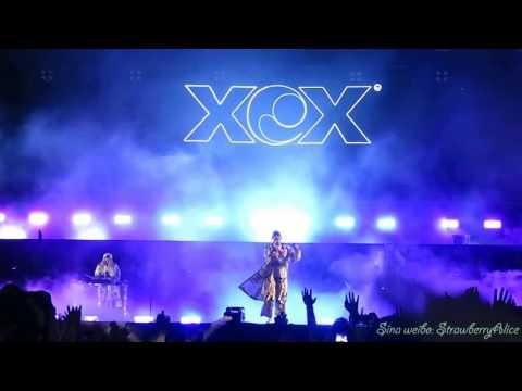 【Strawberry Alice� Shanghai Strawberry Music Festival: Charli XCX (UK), 01/05.