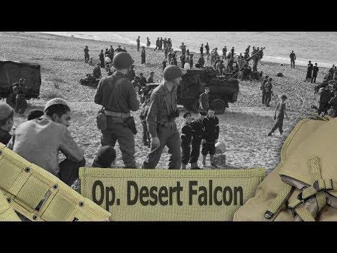 OP. Desert Falcon | Tobruk, Libia| 11thMEU | Arma 3