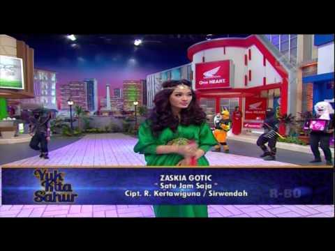 ZASKIA GOTIX Live Yuk Kita Sahur (30-07-2013) Courtesy TRANS TV