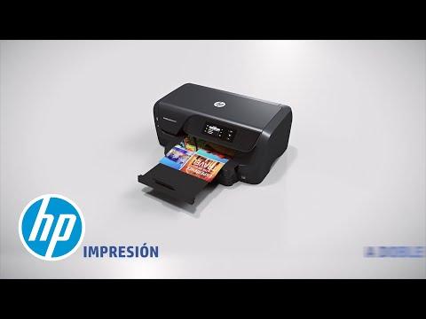 Descubre la nueva HP Officejet Pro 8210 All-in-One