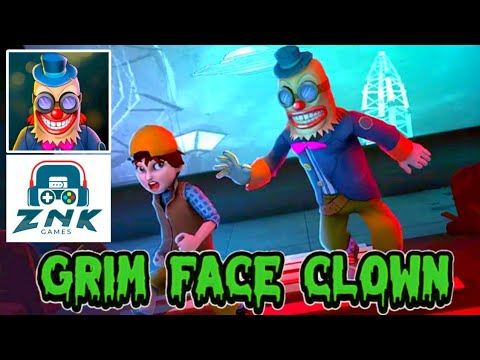 Grim Face Clown - First Gameplay - Z & K Games [Android - ios]