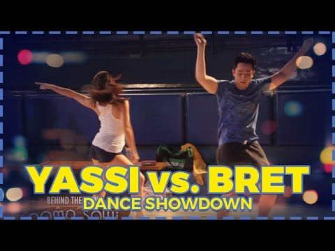 DANCE SHOWDOWN: Yassi Pressman vs Bret Jackson!