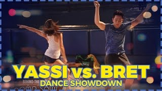 DANCE SHOWDOWN: Yassi Pressman vs Bret Jackson!