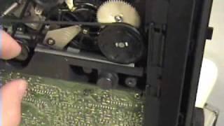 VCR Repair Part 1
