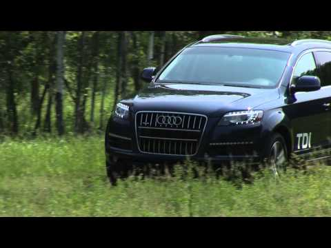 2011 Audi Q7 TDI - Drive Time Review