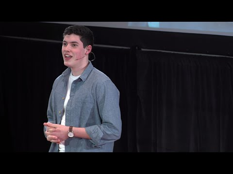 I witnessed a suicide | Joseph Keogh | TEDxPSUBehrend