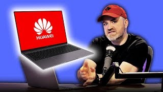 The End Of Huawei Laptops