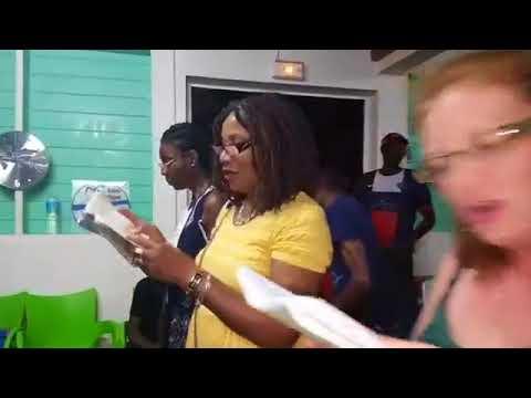 Chanté nwel de l'association UJ Monnérot avec ZANMI NWEL - vendredi 17 novembre 2017