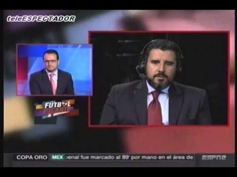 Analisis Del MÉXICO V PANAMÁ - Semi Copa Oro 2015 - Fútbol Picante