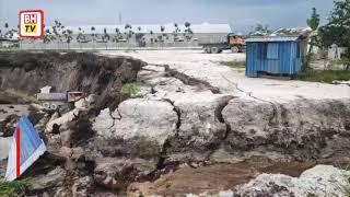 Pasukan khas siasat kejadian tanah runtuh di Kampung Bestari Jaya