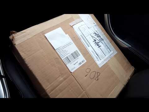 Запчасти с eBay для грузовика International 4300! Почта России жжёт!!