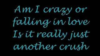 Crush - David Archuleta (with lyrics)