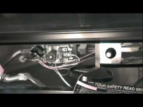 fireplace pilot light tutorial
