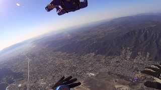 AFF Level 8 Skydive Elsinore (PASS)