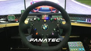 ЭТОТ РУЛЬ BMW ПРОСТО ВОСХИТИТЕЛЕН - Fanatec ClubSport Steering Wheel BMW GT2