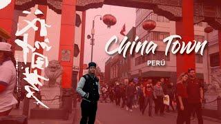 Tour Barrio Chino Lima - Peru / un venezolano en china - Jesús Coronado El Chino