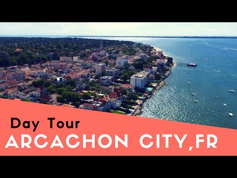 ARCACHON, France *Day Tour* | VLOG