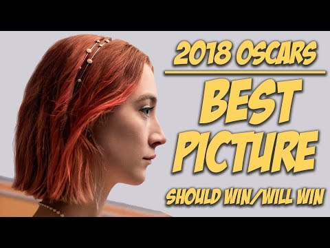 Best Picture   Oscar Predictions 2018