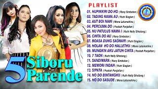 Kumpulan Lagu Batak artis wanita | Rany Simbolon, Mona L, Ruth Nelly S, Paskah P, Putri Siagian