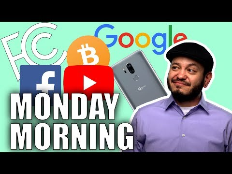 Bitcoin Power Hog, LG G7 Pricing, and the Next Steps for Net Neutrality - #SGGQA Monday Tech Chat!