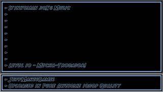 Stinkoman 20X6 Music - Level 10 - Mecha-Trogador! [1080p HD]