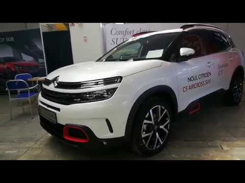 All NEW 2019 Citroen C5 Aircross Review and Walkthrough